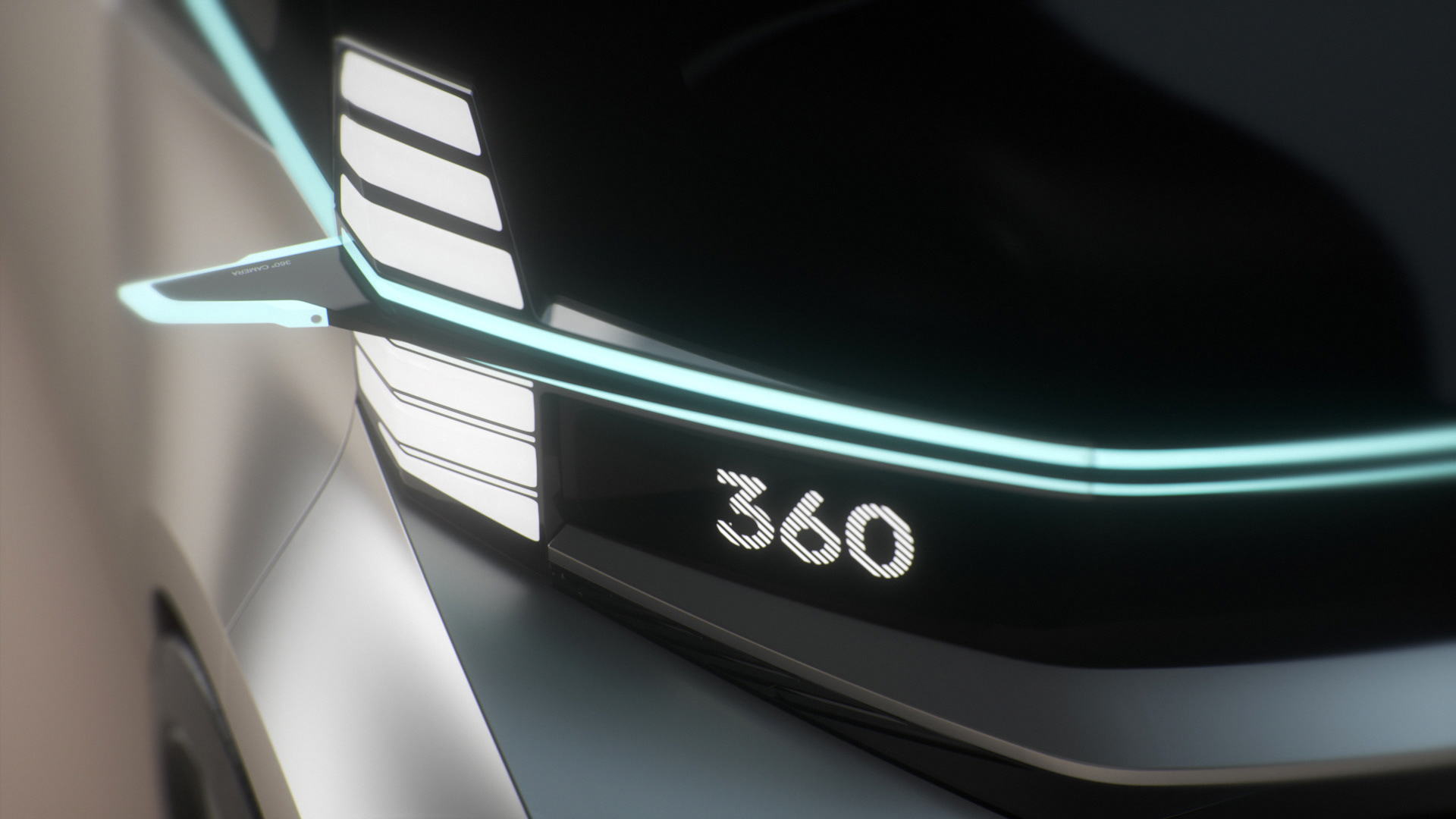 Volvo 360c Animation