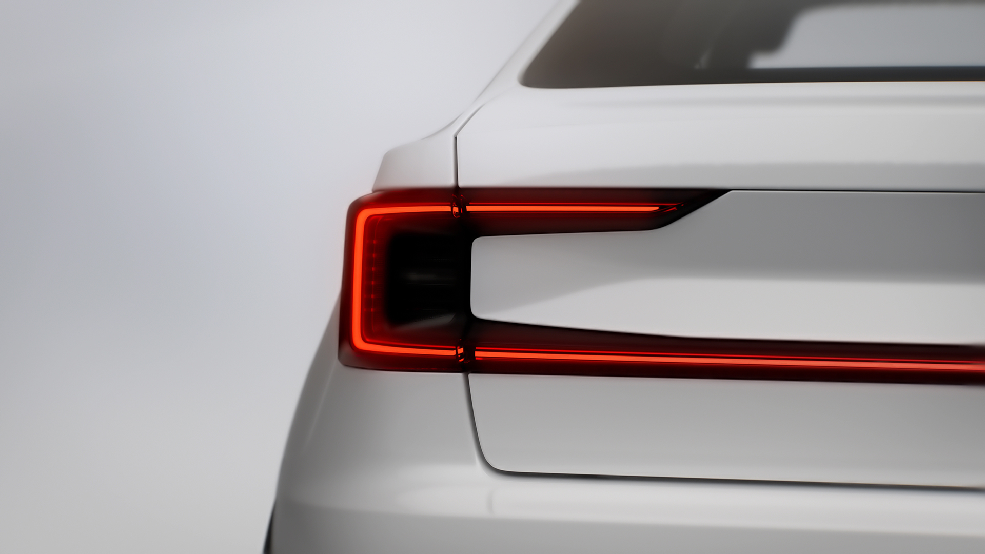Polestar 2 Iconic features